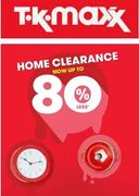 TK MAXX HOME CLEARANCE - up to 80% off - Rummage Time!