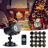 LED Projector Light, Outdoor Indoor, Decorative Lights