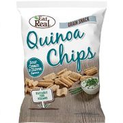 Eat Real Quinoa Chips Sour Cream (30g) 2 for £1