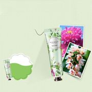 Flowers Fragrance Hand Cream Herbal Essence Moisturizing Hand Cream