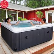 Blue Whale Spa San Pedro 38-Jet 5 Person Hot Tub - Delivered and Installed