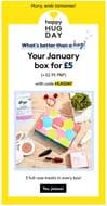 BIRCHBOX - January Box for £5 + £2.95 p&p