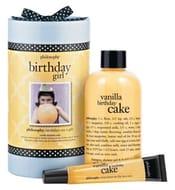Philosophy Birthday Girl Vanilla Birthday Cake Gift Set