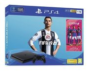 Sony 1TB Black PS4 with Fifa 19 Only £297.03