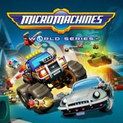 Micro Machines World Series PS4 - from PS Store UK