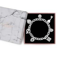 Multi Charm Gift Bracelet