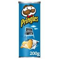 Pringles Salt and Vinegar Crisps 200G