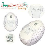 Personalised Pre Filled Baby Bean Bag Chair Seat