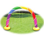 Inflatable Rainbow Archway - 92% Off!