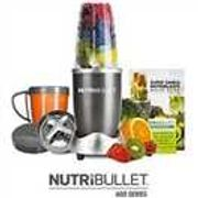 NUTRIBULLET Graphite 600 8-Piece Set Free C&C