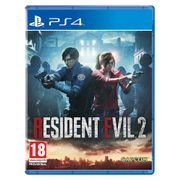 Resident Evil 2 Remake (PS4/Xbox One)