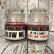 Extra Cheeky Valentine's Candles