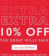 20% Student Discount at Jack Wills Limited Time Only