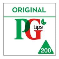Pg Tips Original 200 Tea Bags