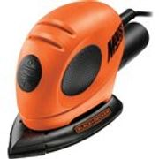 Black & Decker 55w Mouse Sander with Bag and Accessories £20 at Halfords