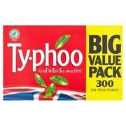 Ty-Phoo (Full Strength) Teabags. 300