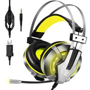 *STACK DEAL* Gaming Headset for PS4, PC, Xbox One Controller Gaming Headphone