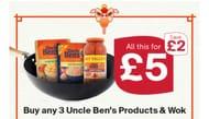 £5 Wok Deal on Iceland Website