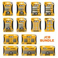 JCB Battery Bundle - 77 Batteries
