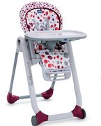 Chicco Polly Progres5 5 in 1 Highchair - Cherry