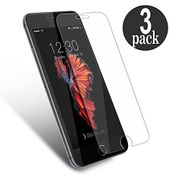 3 X iPhone 6 Tempered Screen Protectors - Just £1.99 from Amazon!