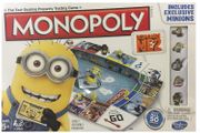 Monopoly Despicable Me 2 Board Game - ONLY £8.92