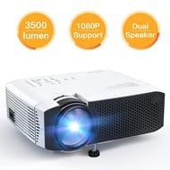 APEMAN Projector Video Mini Projector Portable Home Cinema Projector