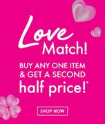 GO GO GO! | Buy One Get One Half Price