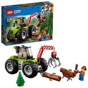 LEGO 60181 City Great Vehicles Forest Tractor Toy - Save 35%
