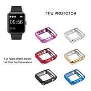 For Apple Watch Series 3/2/1 TPU Bumper iWatch Protector Case Cover