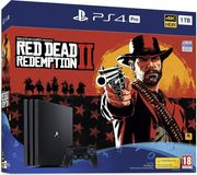 SONY PlayStation 4 Pro with Red Dead Redemption 2 - 1 TB Only £349.00