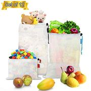 *STACK DEAL* Set of 12 Eco Friendly Vegetable Storage Bags
