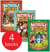 the North Police: Elf Detectives Collection - 4 Books