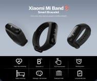 Xiaomi Mi Band 3 Smart Bracelet Steps Count Sleep Monitor