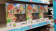 Wii U Animal Crossing Amiibo Festival Game, 2 Figures &3 Cards