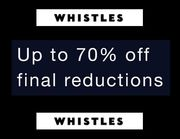 Whistles Womens Sale - Final Reductions Live