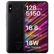 UMIDIGI F1 4G Phablet Android 9.0 6.3 Inch FHD+ 128GB ROM 4GB RAM