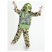 Halloween Swamp Zombie Fancy Dress Costume (Sizes 7-8y and 9-10)