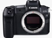 £200 off Canon EOS R Compact Sytem Camera with Trade in at John Lewis & Partners