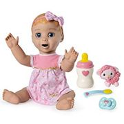 PRIME EXCLUSIVE: Cheapest Price Luvabella Interactive Doll (Blonde) SAVE £40
