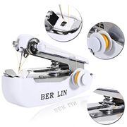 Mini Portable Hand-Held Clothes Fabric Sewing Machine - 80% off !!!!