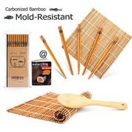 Bamboo Sushi Mat, Beginner Sushi Rolling Mat
