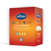 SNUGGLE UP! Silentnight Electric Blanket - Double - FREE DELIVERY