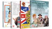 Win a Bundle of Networks British Comedies DVDs with Justcompetitions