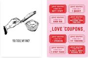 RUDE! Fun Edgy Hilarious - Valentine's Day Cards Discount