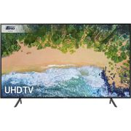"Samsung UE49NU7100 49"" Smart 4K + FREE Smart 4K Ultra HD Blu-Ray Player"