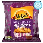 McCain Roasted Garlic Wedges 750gm - Half Price