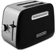 *HALF PRICE* KITCHENAID 2-Slice Toaster - Black