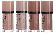 Bourjois Nude Lipstick 4 Pack