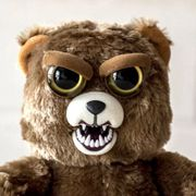 SIR GROWLS-a-LOT BEAR - FEISTY PETS Special Price £9.99 Was £19.99